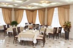 Интерьер ресторана Белый Берег